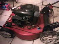 Toro 6.7 self propelled , self cleaning  884 mi