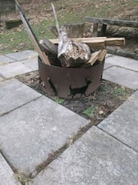 Customize fire pit ring