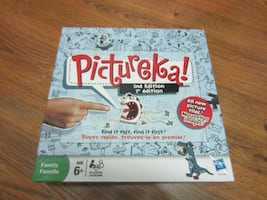 PICTUREKA! BY PARKER BROTHERS