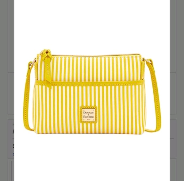f1b12b87bedf1e Used Yellow Dooney & Bourke barely used for sale in Rowlett - letgo