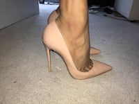 Christian Louboutin So Kate Nude  Toronto, M5V