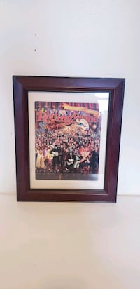 rollingstone magazine 1000th issue framed cover