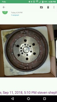 Fly wheel for BMW - 3 Series - 2009