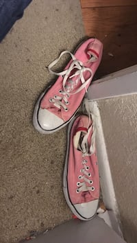 pair of pink Converse All Star high-top sneakers Mesa, 85201
