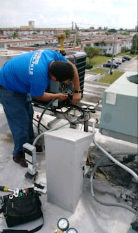 AIR CONDITIONING REPAIRS&REPLACEMENT