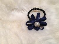 Blue and black hair tie 埃德蒙顿, T6W 0C8