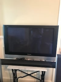 Black and gray flat screen tv New York, 10305