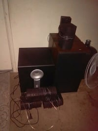 black and red home theater system Inglewood, 90302