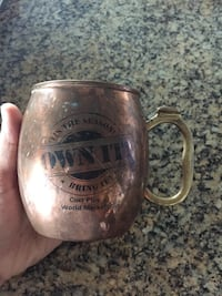Moscow mule mug from world market  La Mesa, 91941