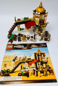 LEGO Prince of Persia The Fight for the Dagger (7571) Coquitlam, V3H 3H3