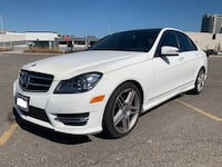2014 Mercedes-Benz C-Class C 350 Sedan Toronto