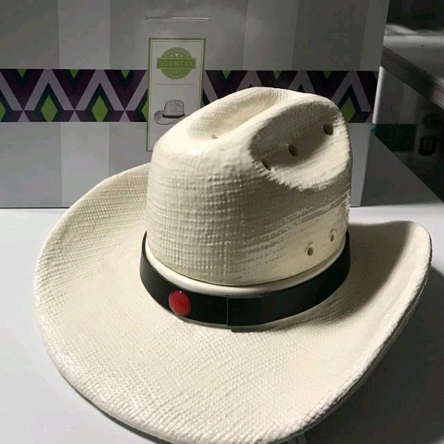 Country hat scentsy warmer