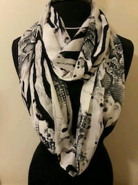 Infinity fasion print scarf  Temple Hills