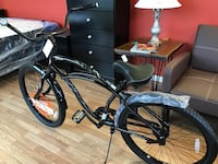 "New Black 26"" Beach Cruiser  Virginia Beach, 23462"