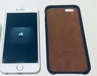 Iphone 6 plateado con estuche Madrid, 28033