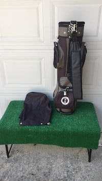 Large Players Only Golf Cart Bag