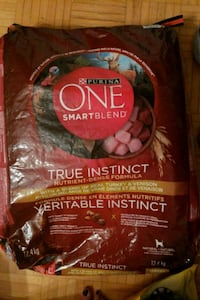 Purina Smart Blend dog food 12.4kg Toronto, M3J 2V7