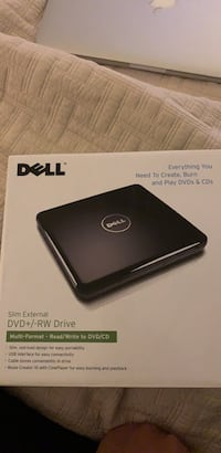 Dell Slim External DVD+/-RW Drive Philadelphia, 19103