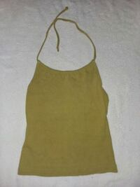 Youth halter top Oil City, 16301