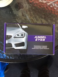BMW - 5-Series - 2007 angel eyes LED Stockholm, 165 58