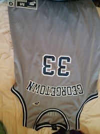 Patrick Ewing Georgetown jersey. Has small stain on the front number Pembroke Pines, 33024