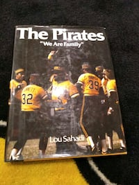 """""""The Pirates"""" 1979 We Are Family Book"""