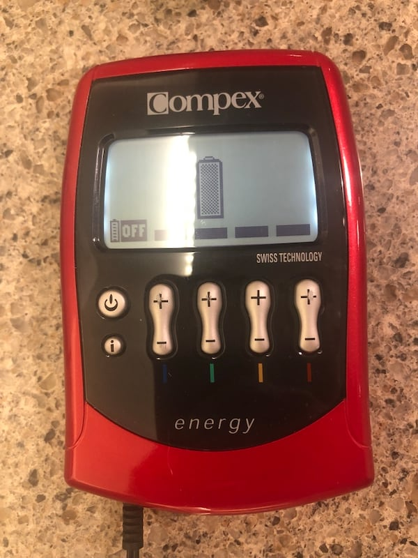Compex sport Elite Muscle Stimulator TENS unit 3