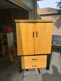 Large armoire or cupboard  Mississauga, L5N 3A4