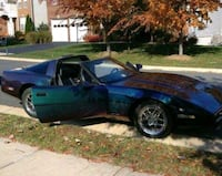 1986 - Chevrolet - Corvette Chantilly