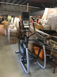 Black and gray elliptical trainer Raleigh, 27603