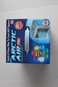 Arctic air pro, mini air conditioning. Used water with LED lights Montgomery Village, 20886