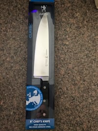 """NEW Henckels 8"""" Professional Chef's Knife $99"""