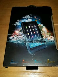 IPad case, lifeproof, New