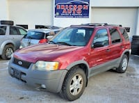 Ford-Escape-2001 Ankeny