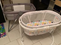 Evenflo & Fisher price New bassinets Brampton, L7A 2Y1