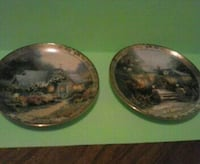 two house painting decorative plates St. Louis, 63108