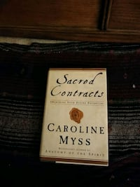 Sacred Contracts by Caroline Myss Silver Spring, 20906
