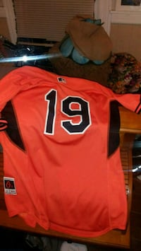 Authentic Orioles jersey Baltimore, 21214