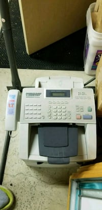 Brother 4100 fax machine /  printer