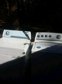 washer and dryer 297 mi