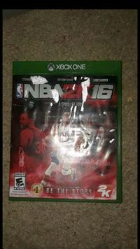 NBA 2K16 XBOX ONE Aspen Hill, 20906