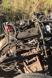 454 and 400 Transmission Indian Head, 20640