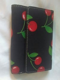 black and red floral iPhone case Seattle, 98144