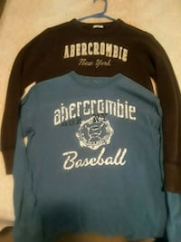 Abercrombie sleeve boy large Clarksville, 37040