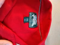 Roots Canada Polo Solid Red M-M Toronto, M9C