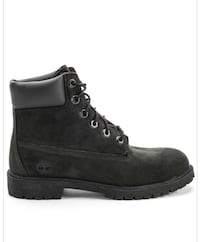 Timberland - 6 inch boots (TB010073) Black - Original price is 180$ Los Angeles, 90012