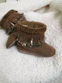 Baby girls boots size 9  Las Vegas, 89115