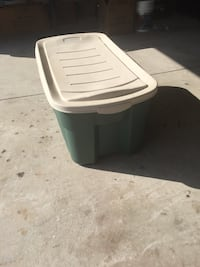 Giant Rubber Maid Storage Tub OBO Simpsonville, 29681