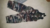 Boys camo insulated coveralls Lacombe, T4L 1K3