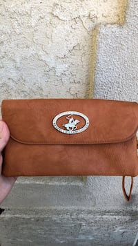 Brown leather Beverly Hills polo club  2342 mi